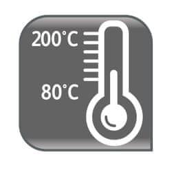 Tefal EY201815 Easy Fry Classique nastavitelná teplota 80-200°C