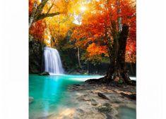 Dimex Fototapeta MS-3-0083 Vodopád v lese 225 x 250 cm