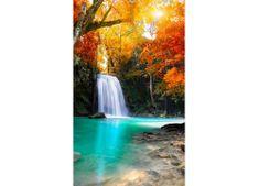 Dimex Fototapeta MS-2-0083 Vodopád v lese 150 x 250 cm