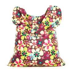 TULI Sedací vak Sofa polyester vzor puojd jeseň