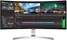 LG LED monitor 34UC99-W 21:9 Curved