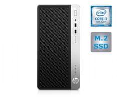 HP namizni računalnik ProDesk 400 MT i7-8700/16GB/SSD512GB/W10P (4HR56EA#BED)