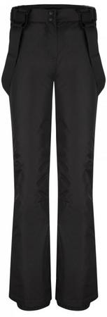 Loap ženske smučarske hlače Fresa, S, črne