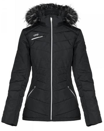 Loap ženska jakna Ovka, XS, crna