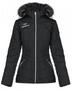 1 - Loap ženska jakna Ovka, XS, crna