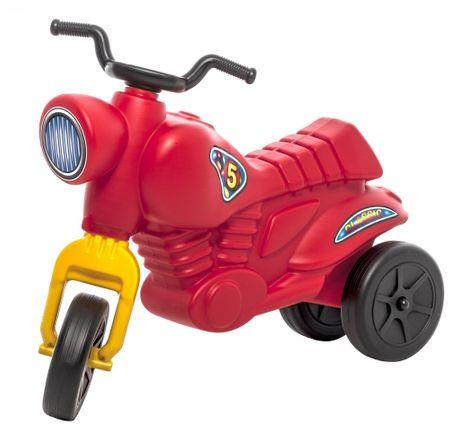 Dohany Odrážedlo 151 Classic 5 Motor - červená