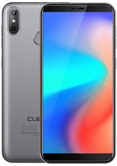 Cubot J3 Pro, Dual SIM, sivi