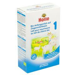Holle Dětská mléčná výživa na bázi kozího mléka 1 - 400g