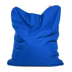 TULI Sedací vak Sofa polyester modrá