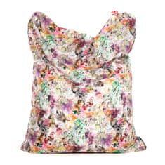 TULI Sedací vak Sofa polyester vzor lily
