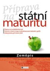 Karas Petr, Hanák Ludvík,: Zeměpis - Příprava na státní maturitu
