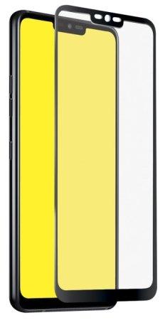 SBS kaljeno zaščitno steklo za LG G7 ThiNQ, črno