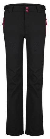 Loap spodnie softshellowe damskie Lucien czarny S