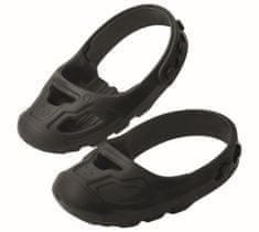 BIG Ochranné návleky na topánočky čierne