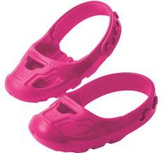 BIG Ochranné návleky na botičky růžové