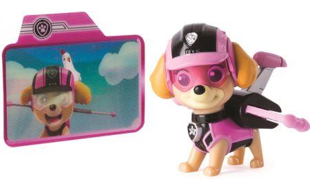 Spin Master figurka Psi Patrol - Skye z dodatkiem