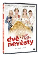 Dvě nevěsty a jedna svatba - DVD