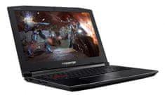 Acer prijenosno računalo Predator PH315-51-751C i7-8750H/16GB/SSD512GB/15,6FHD/GTX1050Ti/W10H