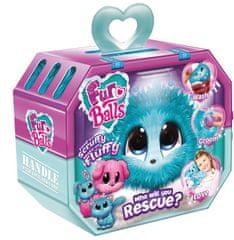 TM Toys zabawka Futrzak Fur Balls aqua