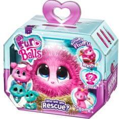 TM Toys zabawka Futrzak Fur Balls pink