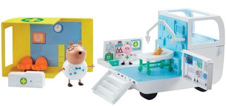 TM Toys Peppa mobil orvosi rendelő