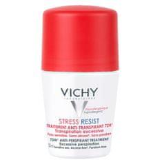 Vichy Golyós izzadásgátló dezodor túlzott izzadás ellen (Stress Resist 72H) 50 ml