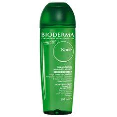 Bioderma Jemný šampón na vlasy Nodé (Non-Detergent Fluid Shampoo) 200 ml