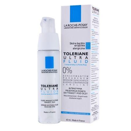 La Roche - Posay Toleriane nyugtató és bőrvédő arcápoló fluid(Ultra Fluid) 40 ml