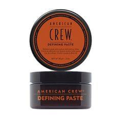American Crew Svetleča krema s srednjo fiksacijo za naravni sijaj las (Defining Paste) 85 g
