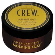 American Crew Silnie mocowania i kształtowania pasty na włosy o średnim połysku (Molding Clay) 85 g