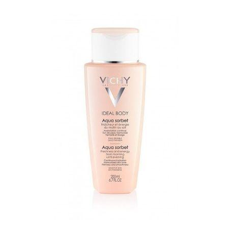 Vichy Hidratáló testápoló ideális test (Aqua Sorbet) 200 ml