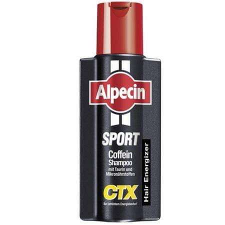 Alpecin Kofeina Szampon przeciw włosów CTX sportu (Energizer kofeina szampon 250 ml)