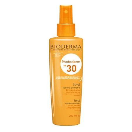 Bioderma Photoderm Family napvédő spray érzékeny bőrreSPF 30 (Spray High Protection) 200 ml