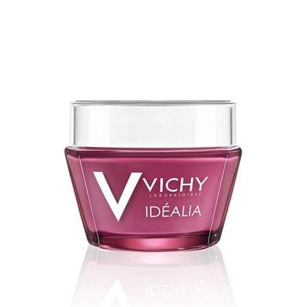 Vichy Kisimító és színélénkítő krém a száraz bőrre ideális mérési (simaság & Glow energetizáló krém) 50 ml