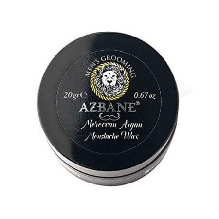Azbane Bajusz- és szakállformázó wax argánolajjal (Mustache Wax) 20 g