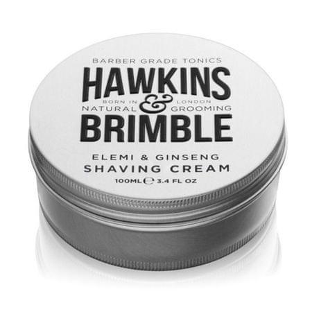 Hawkins & Brimble Nawilżający krem do golenia z zapachem elemi i żeńszeń (Elemi i żeńszeń krem do golenia) 100 ml