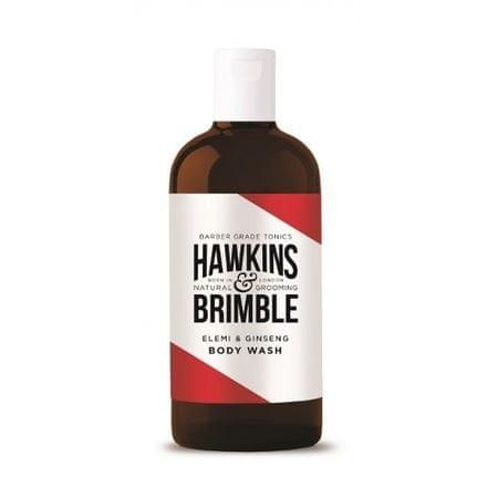 Hawkins & Brimble Nawilżający żel pod prysznic zapachem elemi i żeńszeń (Elemi-szeń do mycia ciała) 250 ml