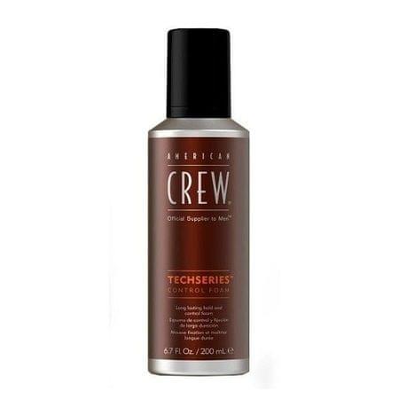 American Crew Egész napos tartást biztosító hajhab (Control Foam) 200 ml