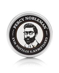 Percy Nobleman Univerzálny stylingový vosk na fúzy a vlasy (Gentleman`s Styling Wax) 50 ml