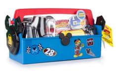 TM Toys zestaw z narzędziami w dużym pudełku - Myszka Miki