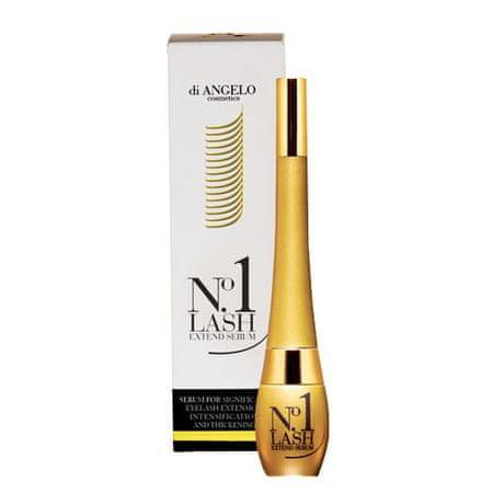 di ANGELO cosmetics Sérum pre predĺženie a zhustenie rias No.1 Lash (Extend Serum) 6 ml