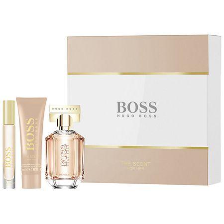 Hugo Boss Boss The Scent For Her - EDP 50 ml + EDP 7,4 m + testápoló 50 ml