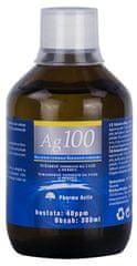 Pharma Activ Koloidné striebro Ag100 (40ppm)