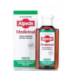 Alpecin Intenzívne vlasové tonikum proti vypadávaniu vlasov (Medicinal Forte Liquid) 200 ml