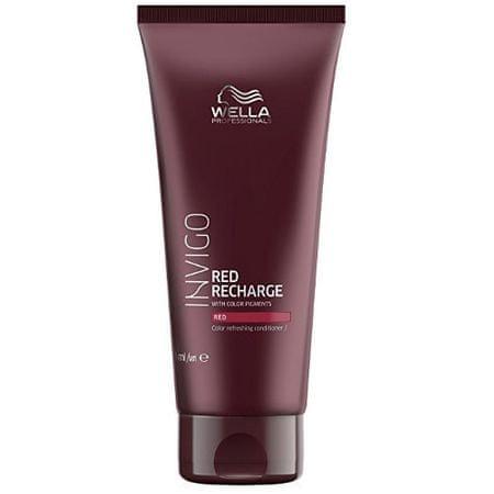 Wella Professional Odżywka dla odrodzenia czerwieni odcień Invigo Hair Red Naładuj ( Refreshing Conditioner) Color ( Re