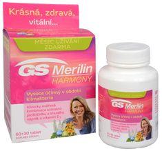 GreenSwan GS Merilin Harmony 60 tbl. + 30 tbl. ZADARMO