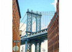 Dimex Fototapeta MS-3-0012 Manhattan most 225 x 250 cm