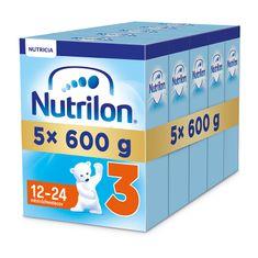 Nutrilon 3 batolecí mléko 5x 600 g