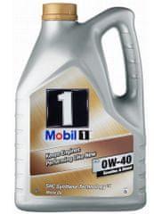 Mobil motorno ulje 1 New Life 0W-40, 5 l