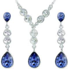 MHM Zestaw biżuterii Tanzanite Anie 34100